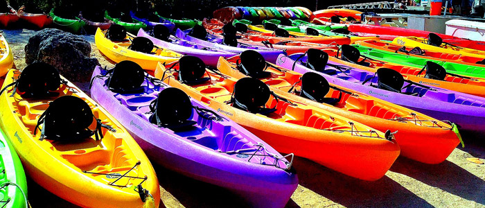 Kayaking Equipment