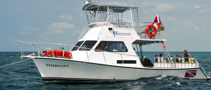 Scuba Boat