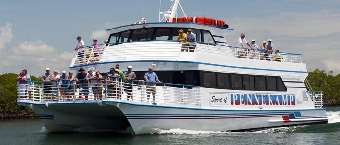 Glassbottom Boat Tours